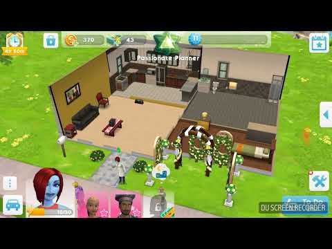 The Sims Mobile how to make a baby/ woohoo part1
