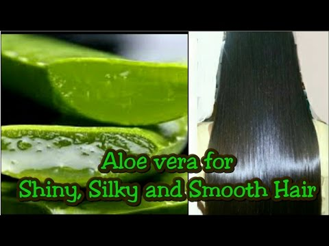 SOLUTION FOR ALL HAIR PROBLEMS| TOP 3 WAYS to use PATANJALI ALOEVERA GEL FOR SHINY LONG & THICK HAIR