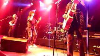 """Mr. Big playing """"To be with you"""" and """"Colorado Bulldog"""" live at Train in Århus, Denmark  -  9/9/09"""