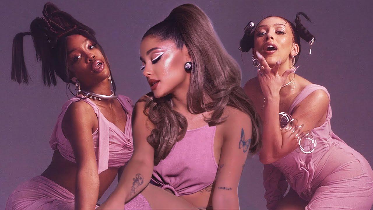 Download Ariana Grande - Kiss Me More (with Doja Cat & SZA) MP3 Gratis
