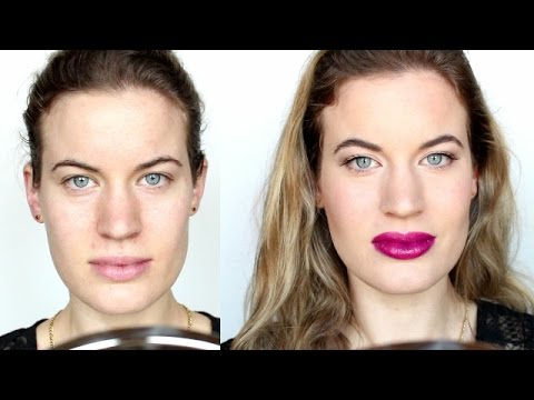 How to wear bright lipstick and make your eyes pop. l JD Beauty