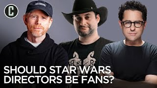 Should Star Wars Directors Be Fans? Sound Editor Weighs In