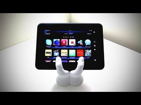 Kindle Fire HD Unboxing (Amazon Kindle Fire HD 7