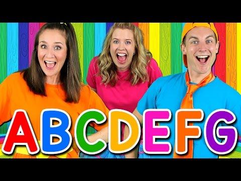 Alphabet Song - ABC Song   Learn the Alphabet ABCs   ABC Songs for Children