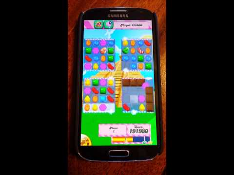 Candy Crush Saga Stuck in a never ending loop on level 323