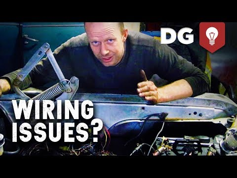 How To Solve All Your Wiring Issues On A 1st Gen. Dodge Ram Cummins