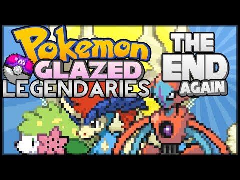Pokémon Glazed Legendaries | Shaymin, Keldeo, Deoxys and ARCEUS FINALE!