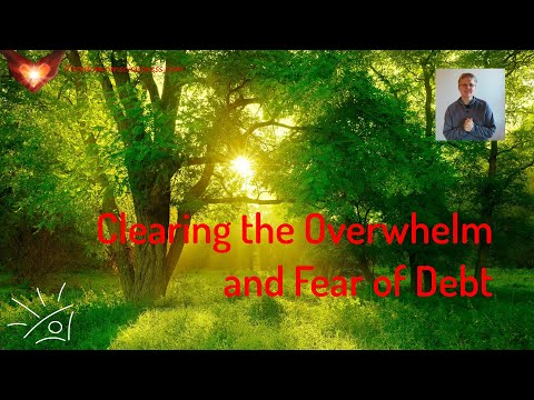 Clearing the Overwhelm and Fear of Debt (Unveil Your Mastery 11)