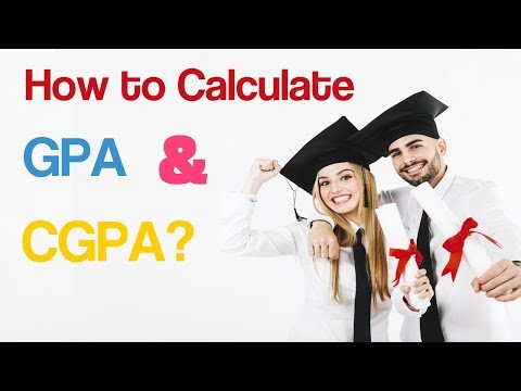 How to calculate GPA and CGPA? (Grade Point Average) | HD