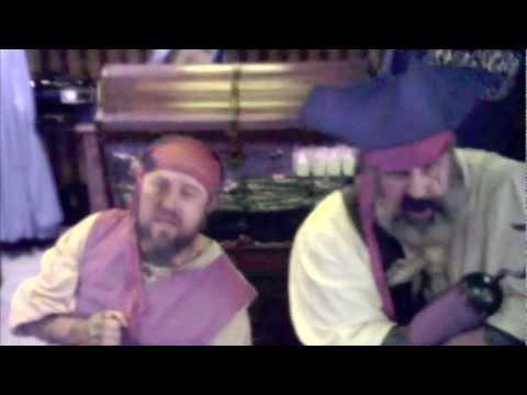 Drunken Sailor: First Annual International Talk Like a Pirate Day Drunken Sailor Sing-Along a Go Go