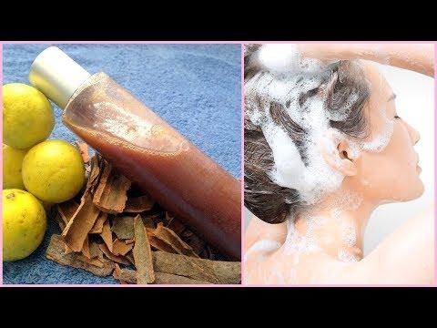 Homemade hair growth shampoo|FAST HAIR GROWTH| 100% RESULT
