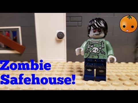 How To Prepare Your LEGO Safehouse!