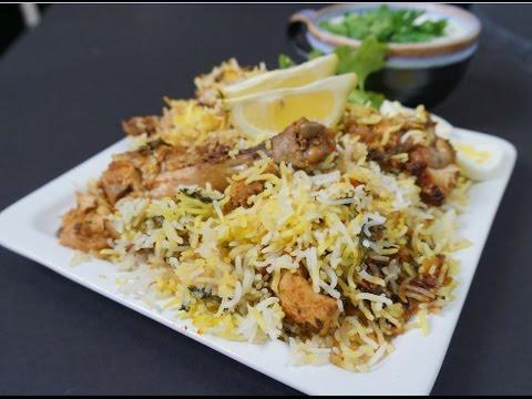 Chicken Biryani in Tamil / சிக்கன் பிரியாணி
