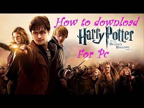 How to download and install Harry potter deathly hallows part 2 Pc(Voice)