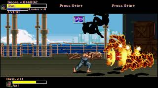 OpenBoR games: Super Final Fight Gold playthrough - PakVim