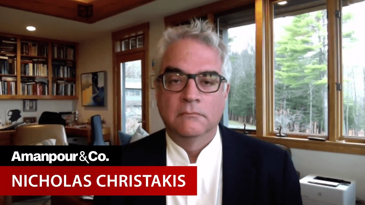 """Physician Nicholas Christakis on Pandemic: """"Willful Denial Won't Help Us"""" 