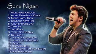 #2 Best Of Sonu Nigam 2020 - Romantic Hit Songs Of SONU NIGAM // Bollywood songs Collection 2020