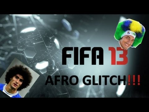 Fifa 13 Pro Clubs Afro Glitch!