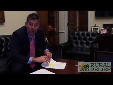 Sean Duffy Kicks Off Rural Relief Initiative