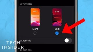 How To Take Full Advantage Of The iPhone's New Dark Mode
