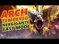 Arch Tempered Nergigante Easy Mode IG Build - Monster Hunter World Guide