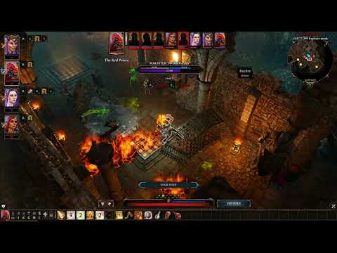 Divinity Original Sin 2 Defeat the Magister Houndmaster and His Minions