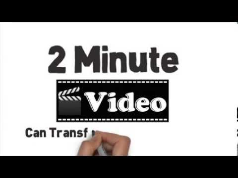 2 minute video sales pitch