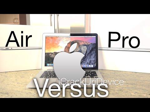New MacBook Pro vs. 13