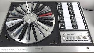 Retro-Tech: The 1972 Desktop Music Vault
