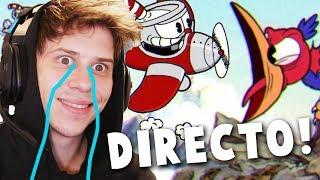 🔴 NOCHE DE CUPHEAD Y PREGUNTAS | Epic Directo