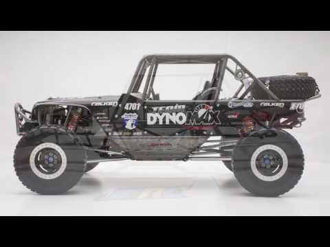 HPM RS-X1 Ultra 4 Axial SCX10 Pro Crawler Chassis