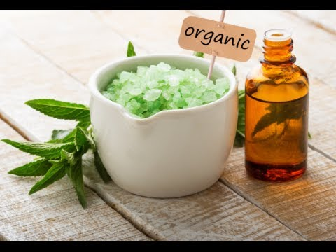 How to Make Peppermint Essential Oil - Benefits Of Peppermint Oil