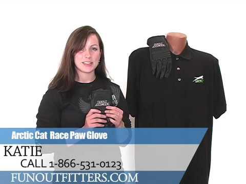 Arctic Cat Race Paw Glove