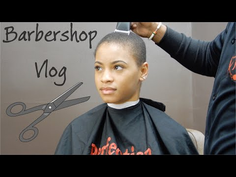 Come to the Barbershop With Me!