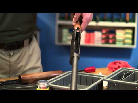 Firearm Maintenance: Remington 870 Cleaning — Part 2/4
