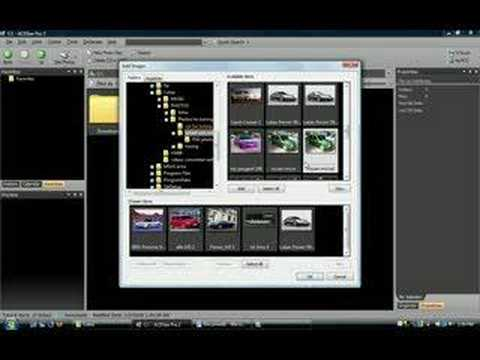 HOW TO MAKE SCREENSAVERS AND SLIDESHOWS ON ACDsee