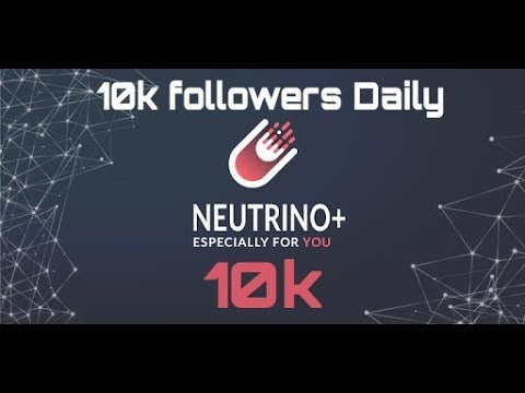 (PART 1) How to get INSTAGRAM followers likes and comments  by using NEUTRINO+