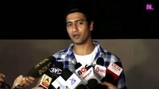 Vicky Kaushal   Special Screening of Movie Naam Shabana