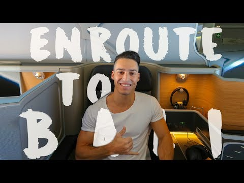 Travel Day from Melbourne to Bali | Indonesia - VLOG #31