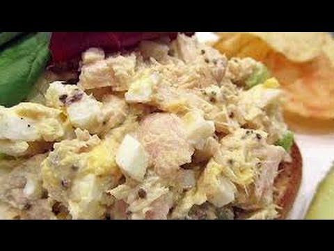 Tuna and Egg Salad | EASY TO LEARN | QUICK RECIPES