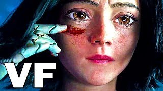 ALITA BATTLE ANGEL Bande Annonce VF Version Longue (2019)
