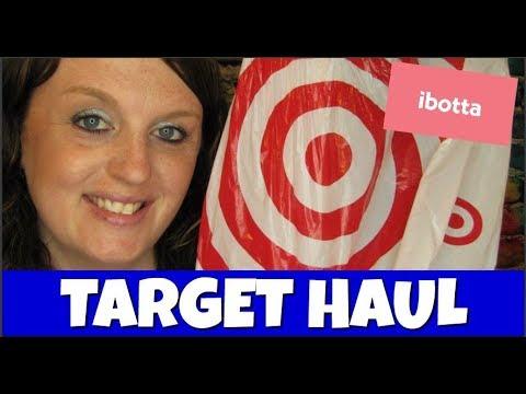Target Ibotta Haul June 12th 2018