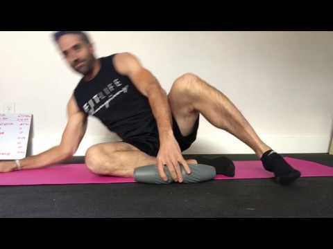 Easy solutions for runners for sore feet and knees!