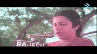 Samooham Movie-Nedumuni Venu Convincing Suhasini in Meeting