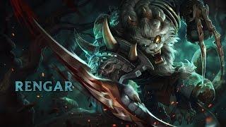 Vetrina pre-stagione di Rengar | Gameplay - League of Legends