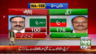 Election 2018: Unofficial Results from all over the Pakistan | Neo News HD