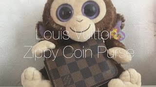 602b5443a6e7 Wear   Tear Review  Louis Vuitton Zippy Coin Purse