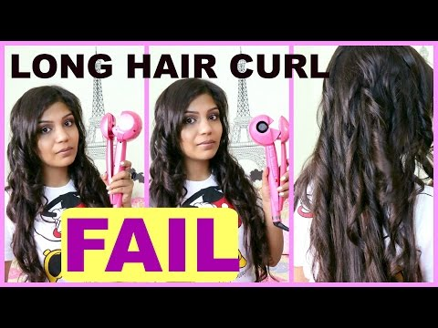 Hair Tool  | FAIL | disaster SuperPrincessjo
