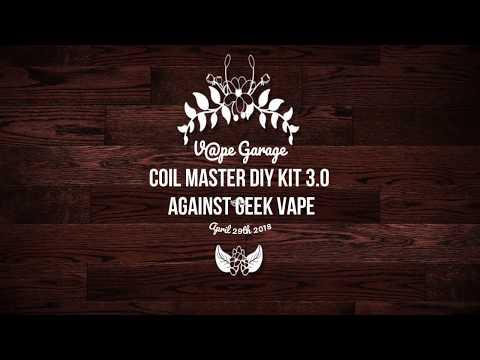 The Coil Master diy Kit 3.0