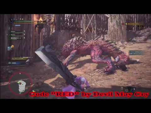 MHW-LIVE・Code Red /
